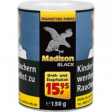 Madison Black 130g