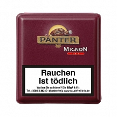 Panter Mignon de Luxe Red (Sweet) 20 er
