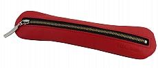 Etui für E-Zigarette BANANA Leder rot 20x5cm