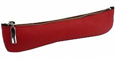Etui für E-Zigarette CANONA Leder rot 20x4,8