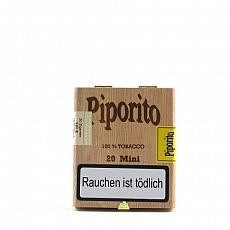 Piporito Gelb Mini (Vanille) 20 Cigarillos