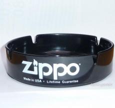 ZAT Zippo Ashtray Aschenbecher Kunststoff 14x3,5 cm