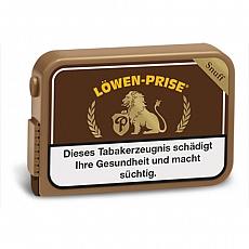 Schnupftabak Löwenprise Snuff Dose 10g
