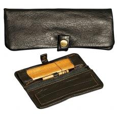KAVATZA MP1 Classic Mini Tabaktasche schwarz