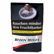 Benson & Hedges Volume Tobacco Black Zip Bag  140g