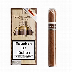 Guantanamera Minutos Zigarren 3er Packung