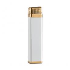 Sarome Feuerzeug SK164-05 white gold