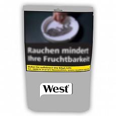 West Silver Volume Tobacco 115g Zip Bag