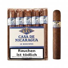 Casa de Nicaragua Robusto 10 er Bundle