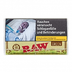 RAW Authentic Rolling Tobacco Organic 30g