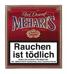 Meharis Red Orient 20 Stück