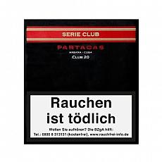 Partagas Series Club 20 Stück