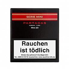 Partagas Series Mini 20 Stück