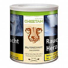 Chee Tah grün Africa Edition 80g