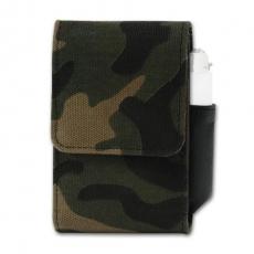 Zigarettenpackungsetui Canvas Camouflage Feuerzeugköcher