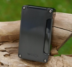 Vector Knight 02 gun metall Cutter Cigarrenfeuerzeug