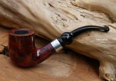 Aldo Morelli Tirolese 742 Pfeife Bruyere natur poliert