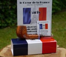 db Design Le Cour De La France Pfeife Sondermodell Bruyere hell