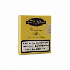 Woermann Cigars Classic Dominican Mini