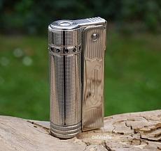 IMCO Triplex Junior 6600 Benzinfeuerzeug mit Branding Chesterfield