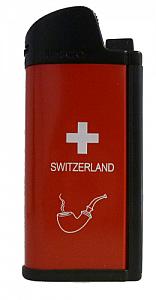 IMCO Chic 4 Pipe Flint Switzerland Pfeifenfeuerzeug mit Raucherbesteck