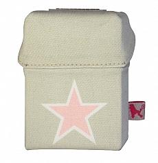Zigarettenpackungsetui Smokeshirt Pink Star Big Pack Format