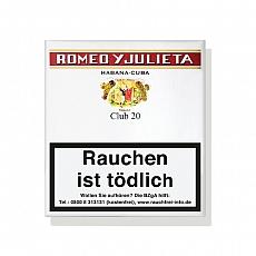 Romeo y Julieta Club 20 Stück