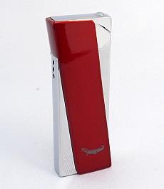 Formula Miami Jetfeuerzeug Chrom rot