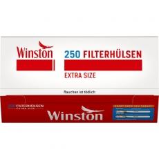 Winston Extra Hülsen 250 Stück Packung