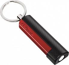 DUPONT Cigarrenbohrer schwarz matt rot 8mm