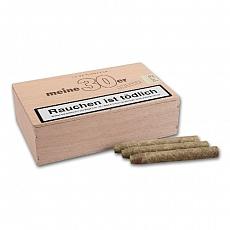 Meine 30er Sumatra Zigarren Holzkiste
