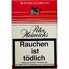 Peter Heinrichs Red 20 Cigarillos