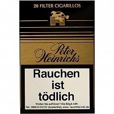 Peter Heinrichs Gold 20 Cigarillos