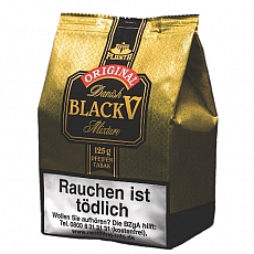 Danish Black V (Black Vanilla) 125g Nachfüllbeutel