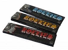 Rollies Hanf 33 Blatt KingSize Zigarettenpapier Zensmoke