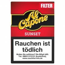 Dannemann Al Capone Pockets Red Filter 18er