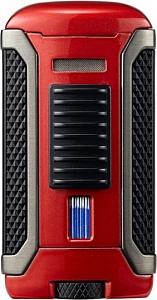 COLIBRI Apex rot metallic schwarz Laser mit Füllstandsanzeige