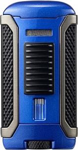 COLIBRI Apex blau metallic schwarz Laser mit Füllstandsanzeige