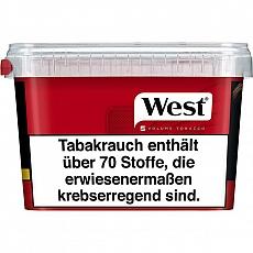 West Red Volume Tobacco 185g Eimer