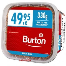 Burton Volumen Full Red XXXL 400g Eimer