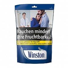 Winston Volumen Tobacco Blue Zip Bag-XXL 170g