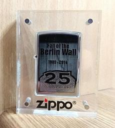 ZIPPO Berlin Wall Edition 1000 Stück