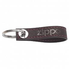 Schlüsselanhänger Zippo Mocha mit Ring 10,5x1,8x1,5cm