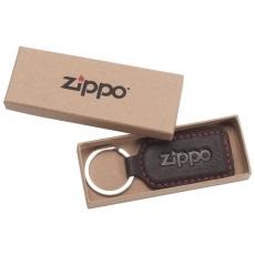 Schlüsselanhänger Zippo Mocha mit Ring 6,5x3x0,5cm