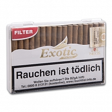 NEOS Exotic Filter 50 Cigarillos