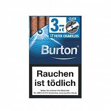 Burton Blue Crush Naturdeckblatt Cigarillos