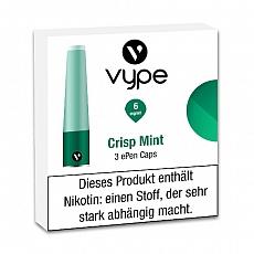 E-Kartusche VYPE ePen Caps Crisp Mint 6mg
