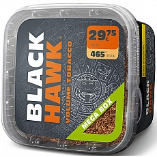 Black Hawk Mega Box Volumentabak 210g