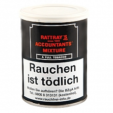 Rattrays British Collection Accountants Mixture 100g