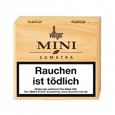Villiger Mini Sumatra 50 St.